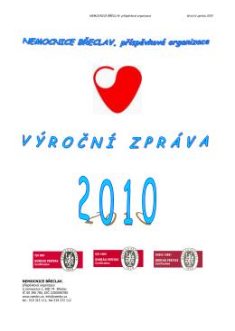 2010 - VÝROČNÍ ZPRÁVA