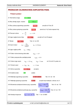 Proracun cilindricnog zupcastog para.pdf