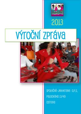 Výroční zpráva společně