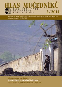 2 / 2014 - Hlas mučedníků