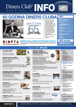 Diners Club® INFO
