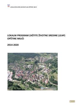 leap - Opština Milići