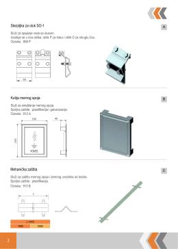 Gromobranska oprema katalog 1