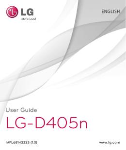 LG-D405n - Belsimpel.nl