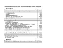 Spisak opreme za prodaju (PDF)