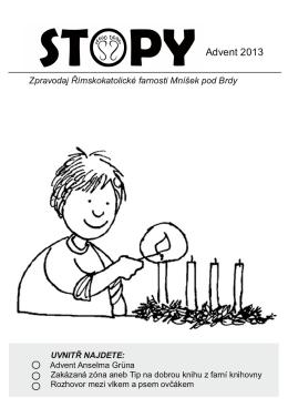 advent 2013 - PDF - Římskokatolická farnost