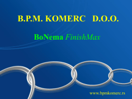 BoNema - bpmkomerc.rs
