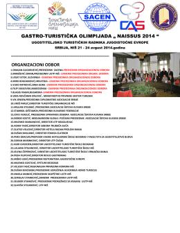 organizacioni odbor