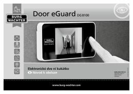 Door eGuardDG 8100 - Burg