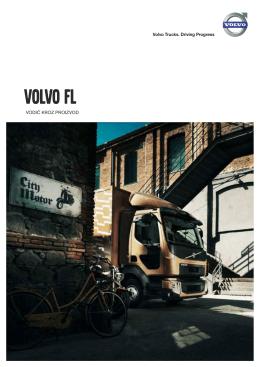 Volvo FL Vodič kroz proizvod 9.1 MB