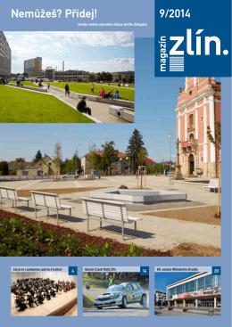 září - Statutární město Zlín