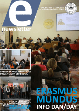 e-newsletter novembar 2011 - JoinEU-SEE