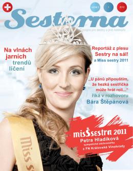 Miss sestra 2011
