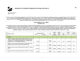 Извештај о поступцима јавних набавки за 2012. годину