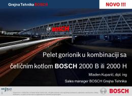 BOSCH 2012 - Pelet setovi i gorionici