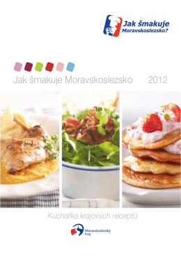 Kuchařka krajových receptů II.