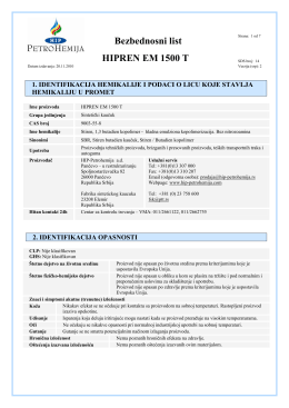 HIPREN ® EM 1500 T