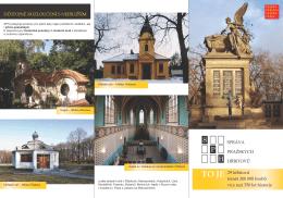 Nabídka – leták - Správa pražských hřbitovů