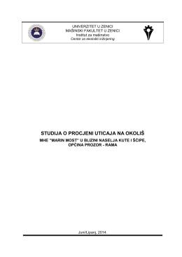 DF GRADNJA d.o.o. Konjic - Federalno ministarstvo okoliša i turizma