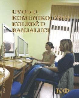 publikacija u pdf - Komunikološki koledž u Banjaluci Kapa Fi