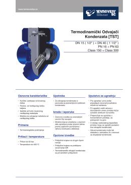 01 Termodinamički Odvajači Kondenzata [TST].indd