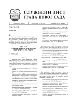 Zavrsni racun budzeta Grada Novog Sada za 2010. godinu.pdf