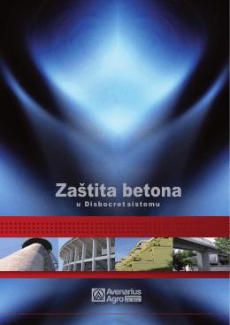 Zaštita betona - avenariusagro.rs