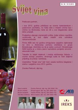 Svijet vina 36