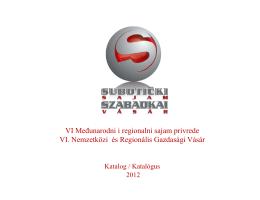 katalog web 2012 - Subotica Sajam 2015