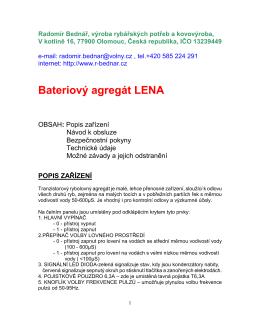 Bateriový agregát LENA návod a popis.pdf