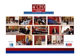 Presentation CFO 2015