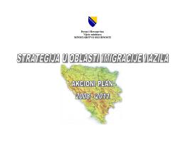 Strategija u oblasti imigracije i azila