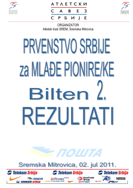 OVDE.. - Atletski klub KRUŠEVAC
