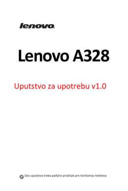 Lenovo A328 - WinWin Blog