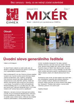 Mixér 7
