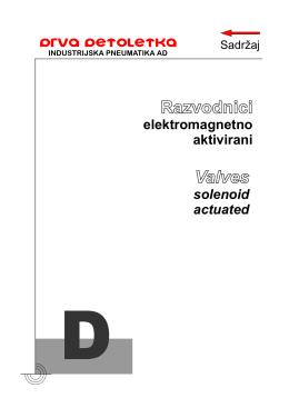 Razvodnici - elektromagnetno aktivirani - PPT