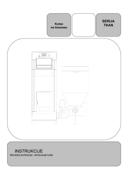 Tehničko uputstvo za Automatiku TKAN