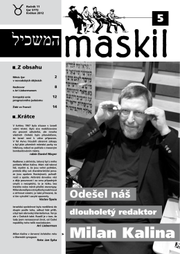 č.5 - Maskil