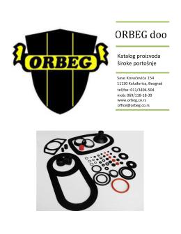 OVDE - Orbeg