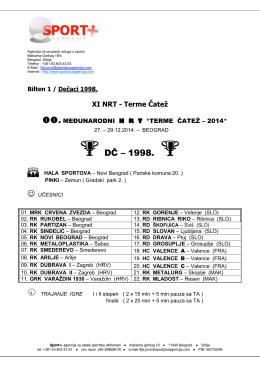  DČ – 1998. 