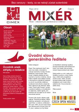 Mixér 6