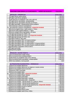 Cenovnik - Clinicanova.pdf