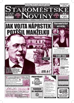 březen 2015 - Staroměstské noviny