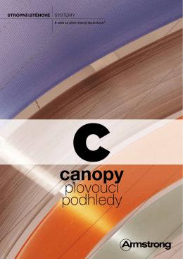 General Brochure:Canopy plovoucí podhledy