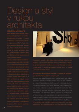 S realizacemi projektů z dílny Atelieru Kunc se můžete setkat po