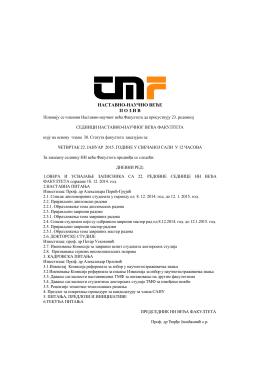 pdf,1235KB - Tehnološko-metalurški fakultet