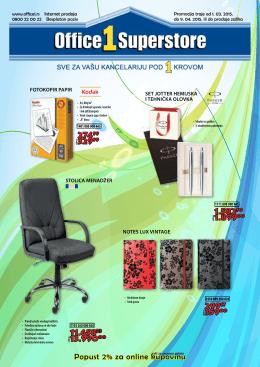 Snimi PDF - Office 1