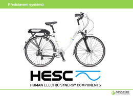 Systém SR SUNTOUR HESC