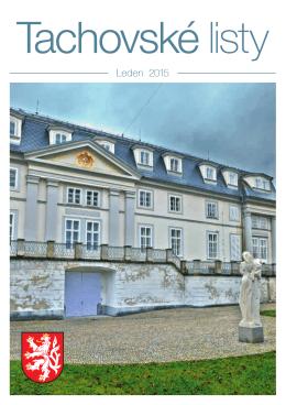 Leden 2015 - Městské kulturní středisko Tachov