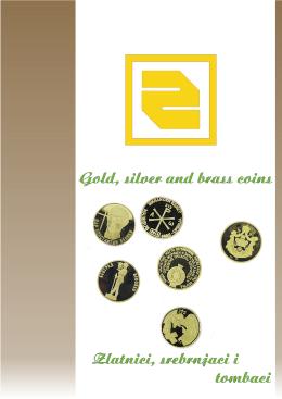 Katalog zlatnika - Zlatara Majdanpek